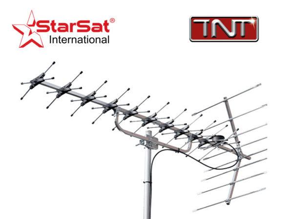 Antenne TNT Starsat